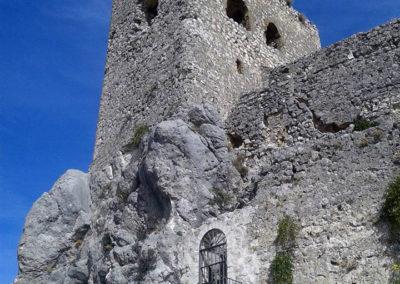 Hisn Lukk castillo de Luque