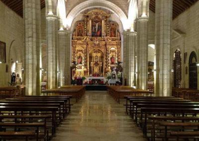 Parroquia de la Asunción de Luque