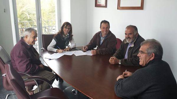 """CONVENIO PARA LUCHAR CONTRA LA """"PALOMILLA"""" (Ampliar Información) 1"""