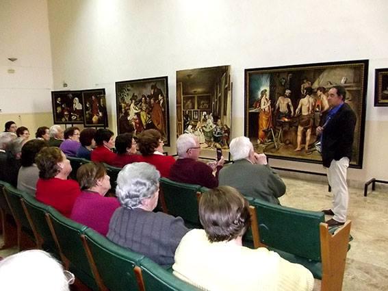 EXPOSICIÓN DE PINTURA EL MUSEO LLEGA A TU CIUDAD (Ampliar Información) 1