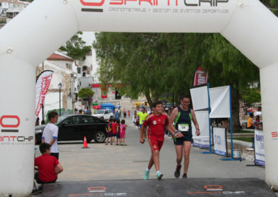 Luque Running Series 14