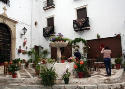 Visita Jurado Patios, Rincones y Balcones de Luque 2015 5