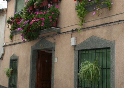 Visita Jurado Patios, Rincones y Balcones de Luque 2015 6