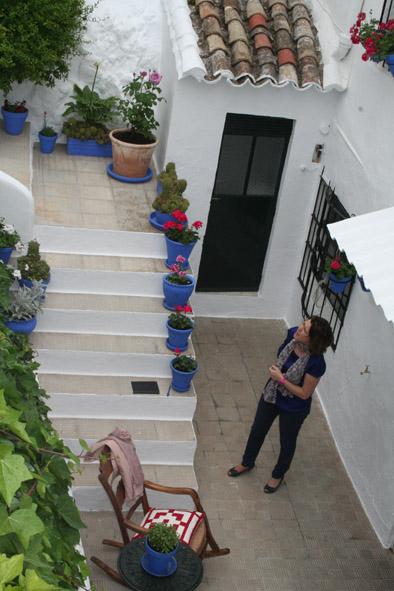 Visita Jurado Patios, Rincones y Balcones de Luque 2015 7