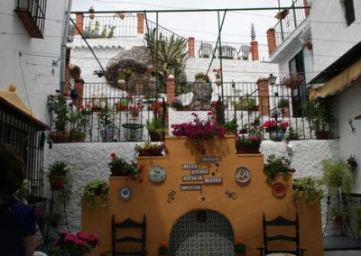 Visita Jurado Patios, Rincones y Balcones de Luque 2015 9