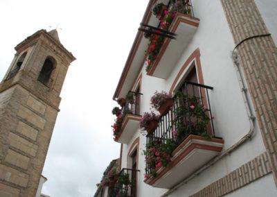 Visita Jurado Patios, Rincones y Balcones de Luque 2015 11
