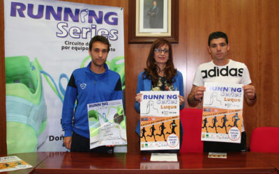 RUNNING SERIES LUQUE
