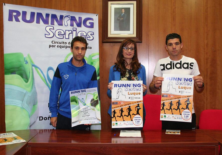 RUNNING SERIES LUQUE 1