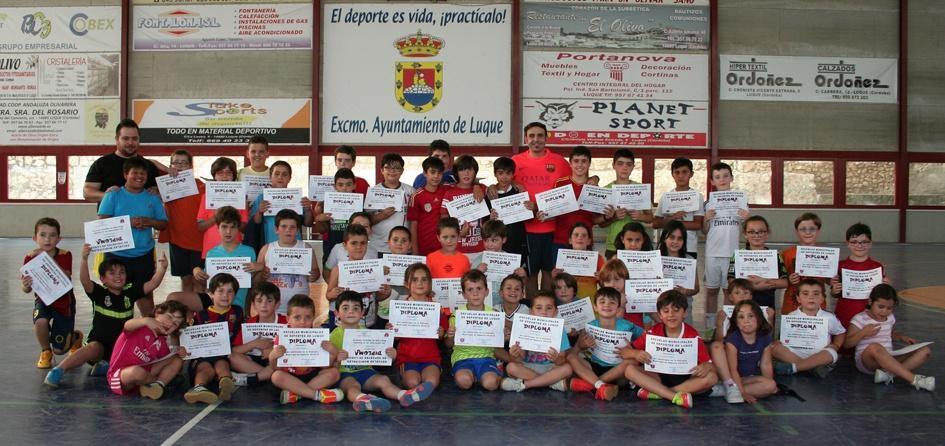 Escuelas Deportivas Municipales Luque 2015