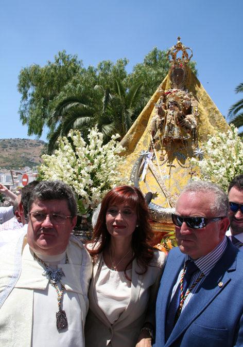 La Virgen de la Sierra en Luque