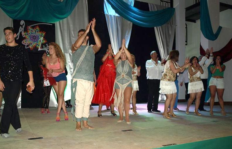 FESTIVAL BAILES DE SALÓN DE LUQUE 1