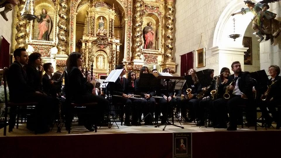 CONCIERTO EN HONOR DE SANTA CECILIA (Ampliar Noticia) 1