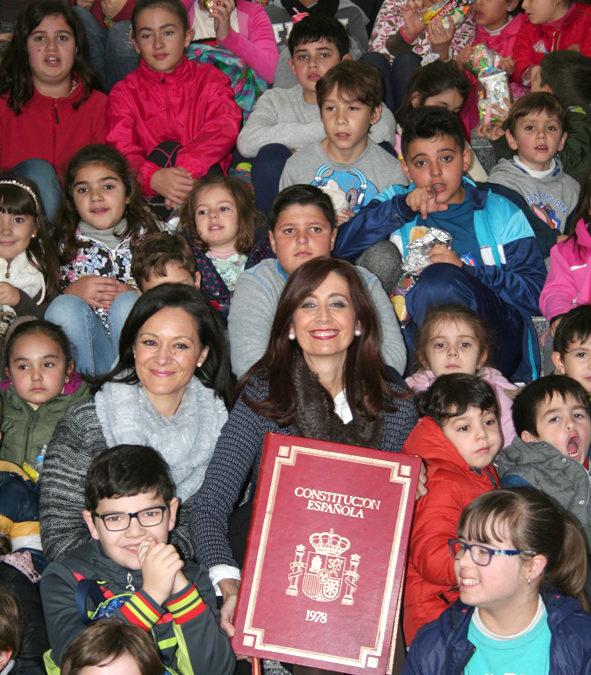 CONMEMORANDO LA CONSTITUCIÓN ESPAÑOLA. (Ampliar Noticia) 1