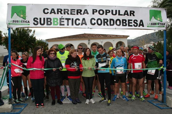IV CARRERA POPULAR DE LA SUBBÉTICA 1