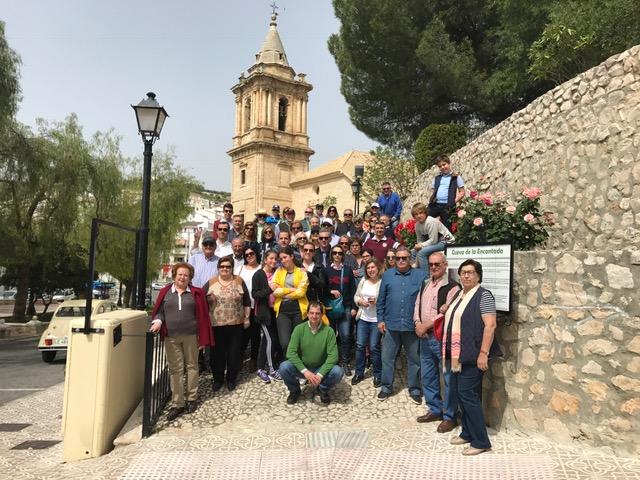 LA OFICINA DE ATENCIÓN AL VISITANTE DE LUQUE AMPLIA HORARIO 1