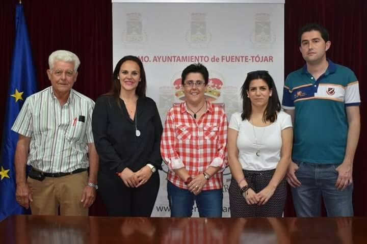 II ENCUENTRO INTERGENERACIONAL DE FUENTE TÓJAR 1