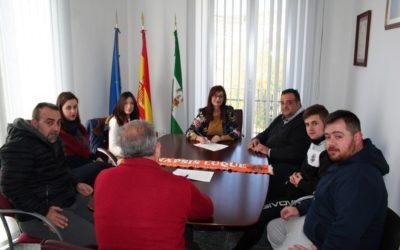 RENOVACIÓN DEL CONVENIO CON LA SINAPSIS LUQUE TIERRA DE FRONTERAS