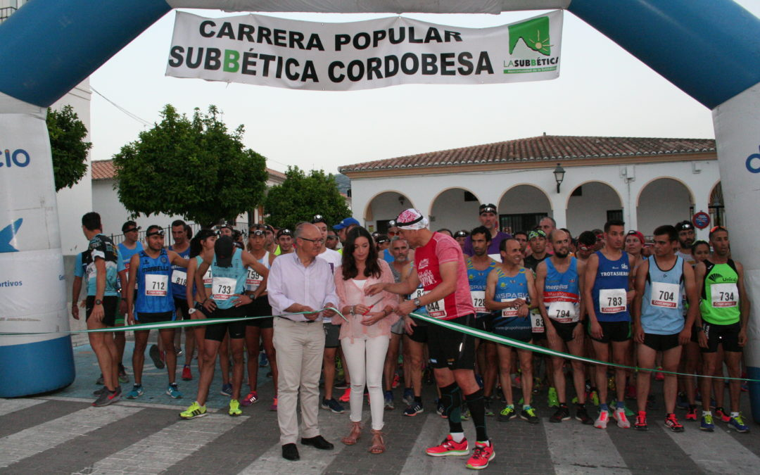 CARRERA POPULAR DE LA SUBBÉTICA 1