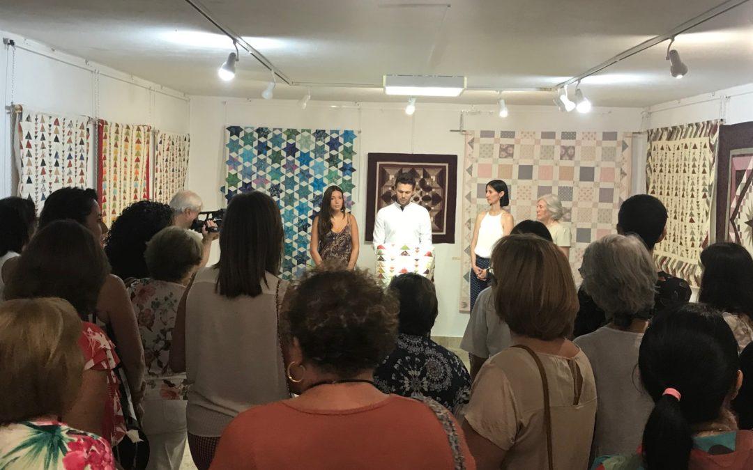 EXPOSICIÓN DE PATCHWORK EN EL MUSEO DE LUQUE 1