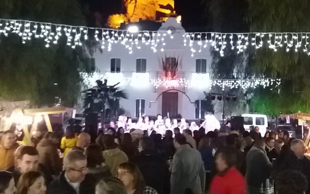 II MERCADO NAVIDEÑO DE LUQUE 1
