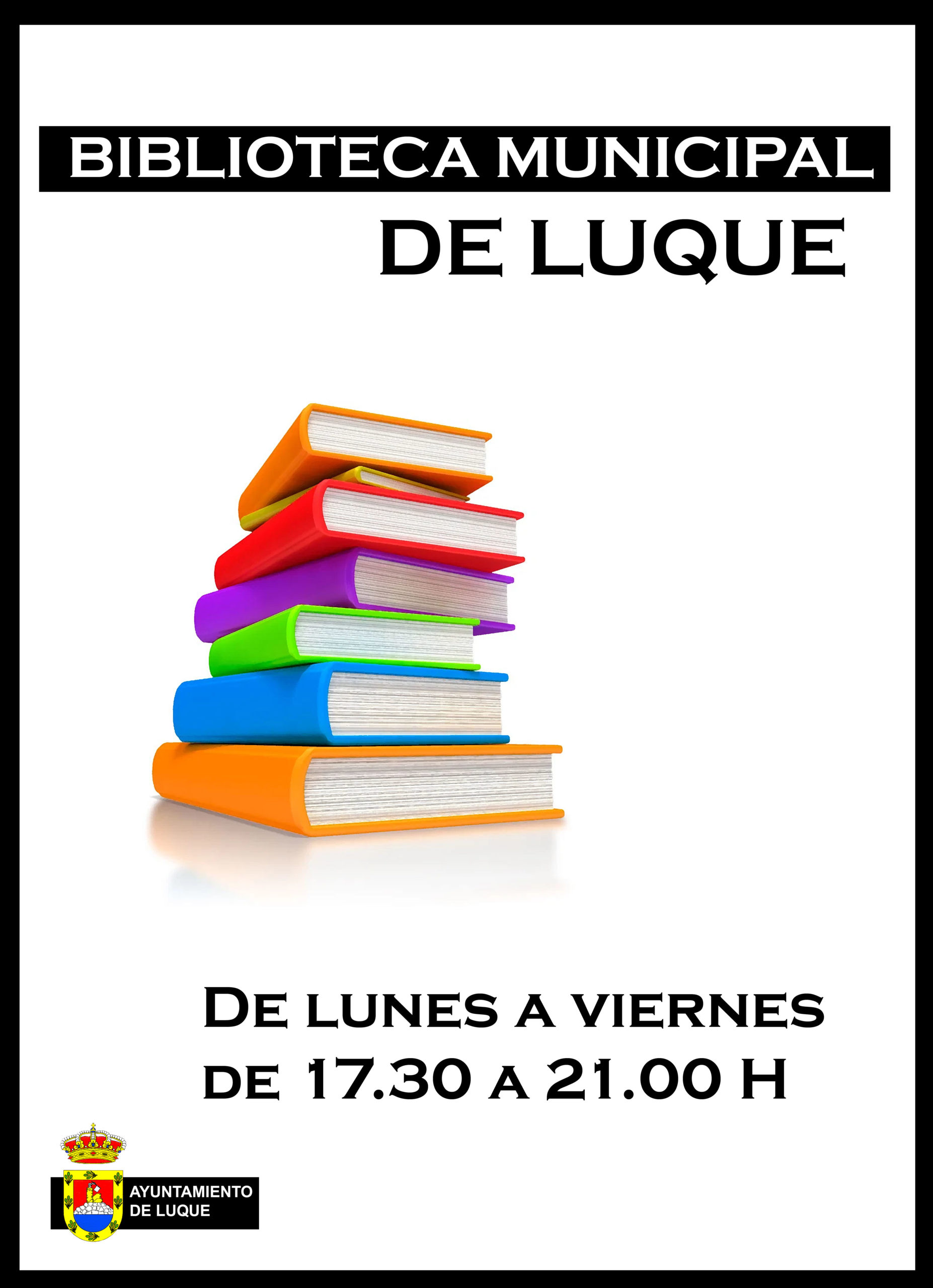 Horario de la biblioteca