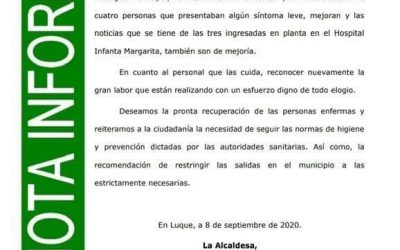 SITUACIÓN DE LA RESIDENCIA DE MAYORES