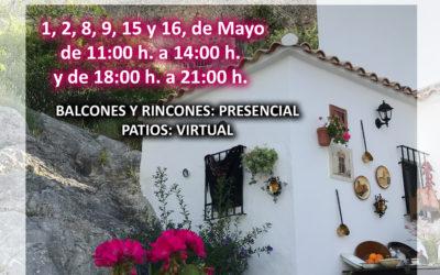 LUQUE CONVOCA SU IV CONCURSO DE DE PATIOS, BALCONES Y RINCONES QUE SE CELEBRARÁ ENTRE LOS DÍAS 1 AL 16 DE MAYO DE 2021