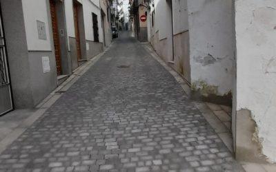 FINALIZAN LAS OBRAS DE ADECUACIÓN Y EMBELLECIMIENTO DE CALLE MARBELLA