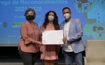 LUQUE RECIBE SU RECONOCIMIENTO COMO CIUDAD AMIGA DE LA INFANCIA 2021